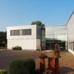 Ausstellungsgebäude Großhändler in Stuhr 01