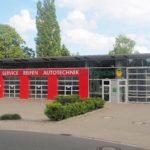 Servicestützpunkt in Horn-Lehe 01