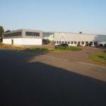 Ausstellungsgebäude Großhändler in Stuhr 02